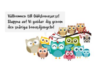 Oddsbonusar.se – jämför spelbolag på nätet