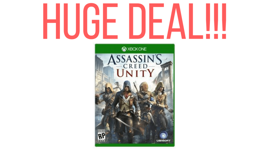 Assassin's Creed deal