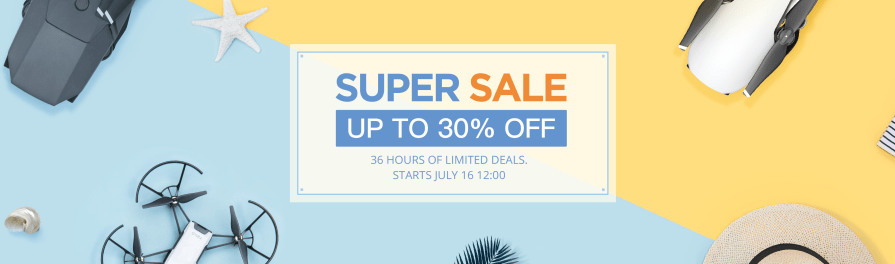 DJI super sale