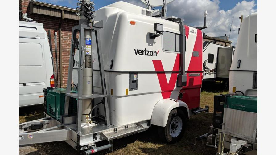 Verizon is giving free service to Bay and Gulf Counties in Florida