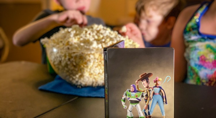 Toy Story 4 Collectible SteelBook