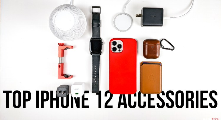 top iphone 12 accessories