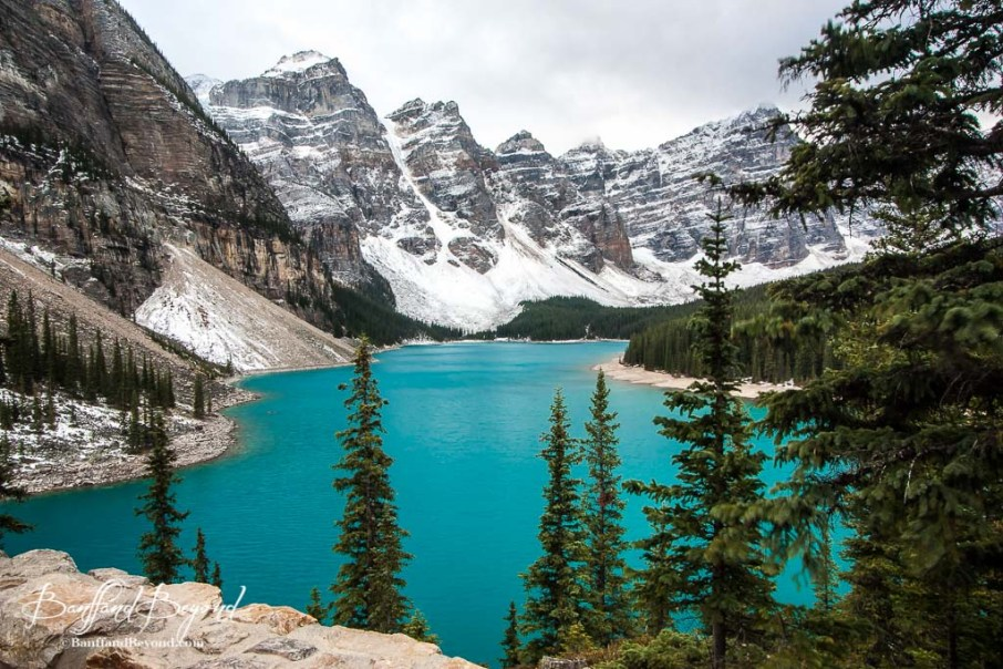 Image result for images of moraine lake alberta