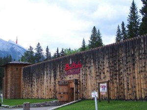 Banff, Canada's Buffalo Luxton Museum: a great place for the whole family in Banff town.