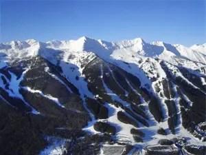 Fernie Ski Resort, British Columbia