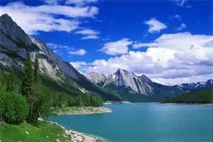 Medecine Lake, Jasper National Park