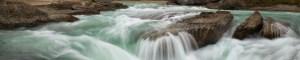 Banff-National-Park-Falls