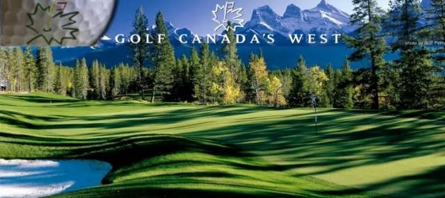 Golf Canada's West - canadian rockies golf