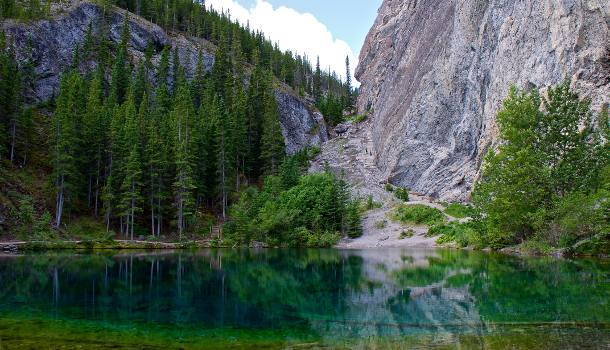 Grassi Lakes, Banff National Park