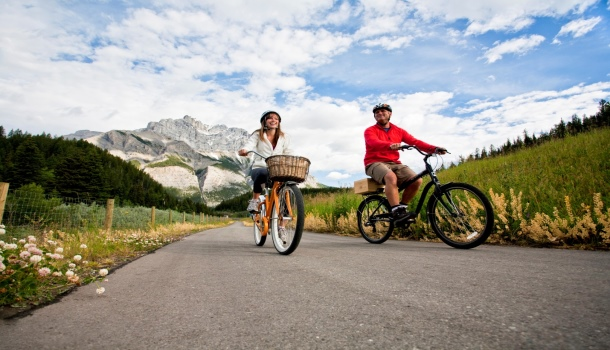 Banff Legacy Trail - Banff National Park