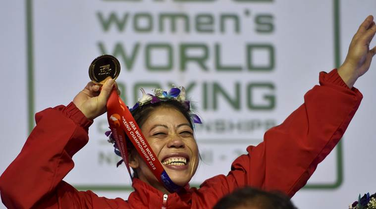 Mary Kom is the New World champion