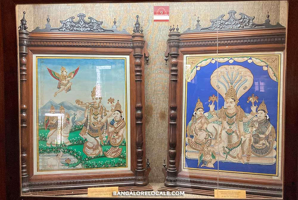 Mysore Style of Painting