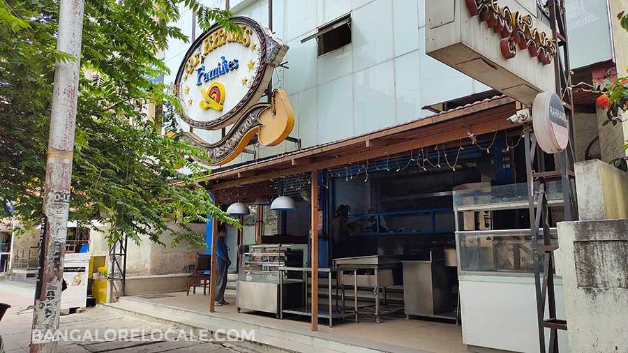 Rahhams Restaurant Nehru Road