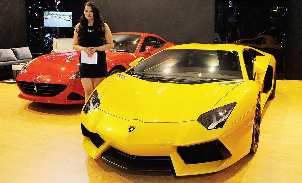Lamborghini Bets Big On India After 55 Sales  Bangalore