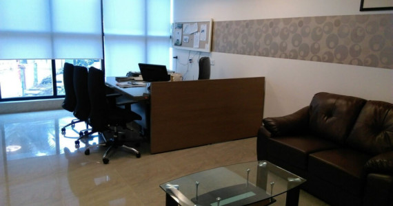 Office space in 100 Ft Ring Road, Bangalore