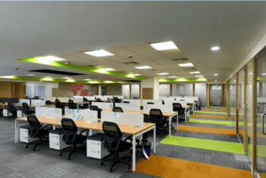 19700 sq ft Plug & Play Office Space in JP Nagar 4th phase