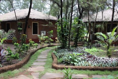 Resort in Murudeshwar Kumta