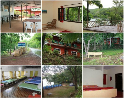 Resorts in Dandeli