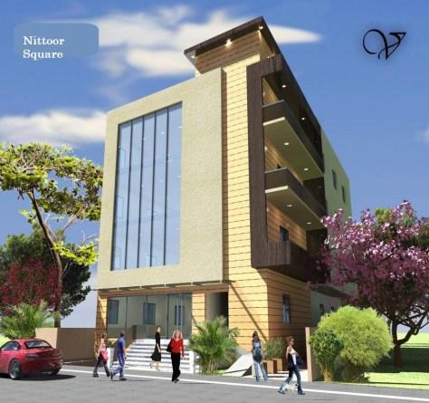 Commercial office space lease Basavanagudi