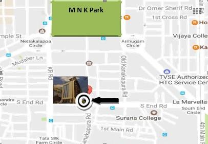 Nittoor Square location