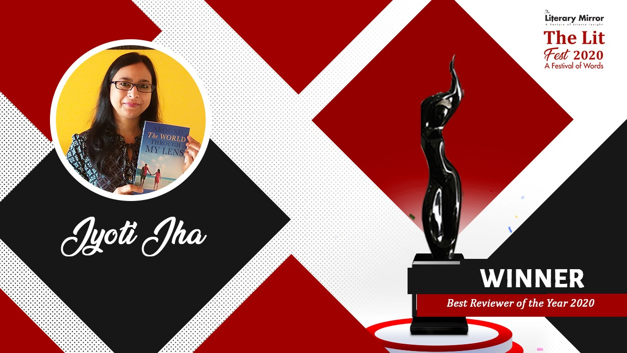 Jyoti Jha: A Second Inning- Journey of a Writer, Blogger, and an Author ⎢ Reading, Writing and Everything in between