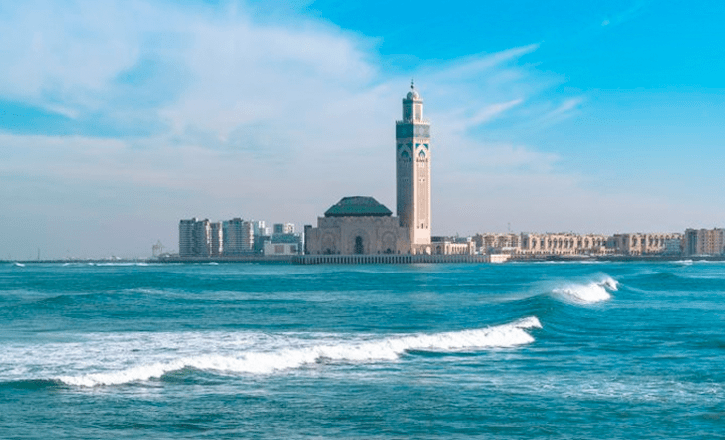 Top 6 best places to visit in Casablanca