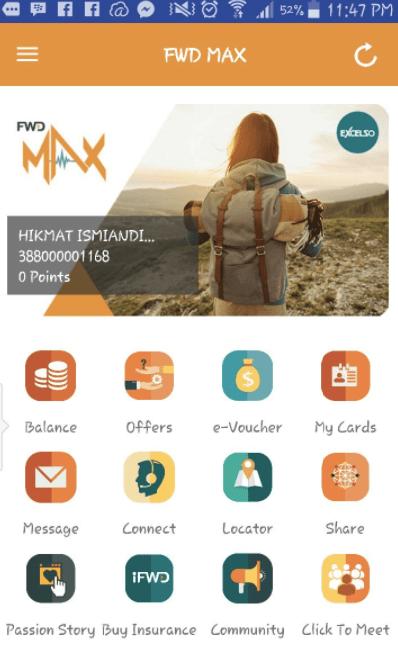 Cara Menggunakan FWD Max, Aplikasi Discount keren