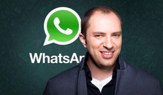 Kisah Sukses Penemu WhatsApp