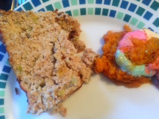 5. Turkey Meatloaf with Apple & Celery