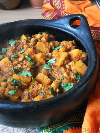 18. Butternut Squash & Chickpea Masala Curry