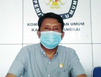 Sebelumnya Dinyatakan BMS, KPU Banggai: Tiga Bapaslon Sudah Masukkan Dokumen Perbaikan