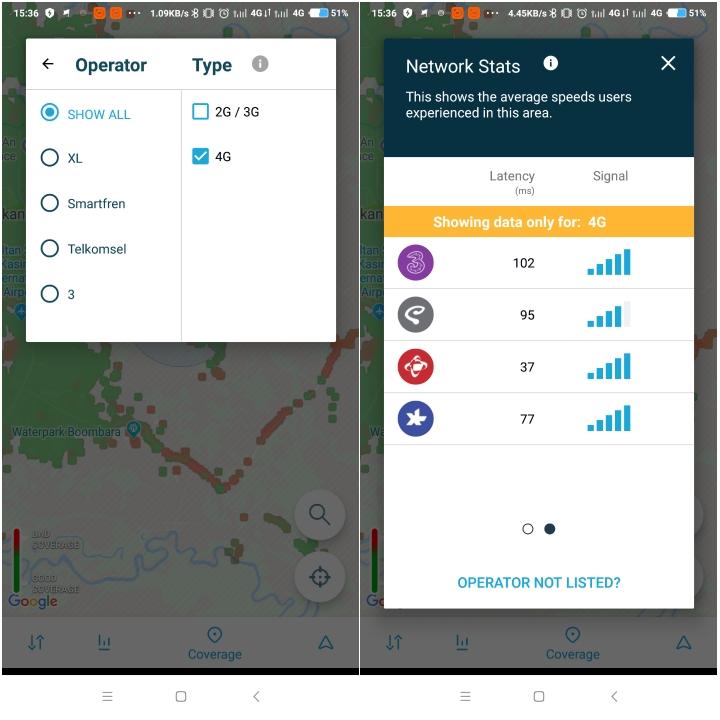Mengetahui Sinyal 4G yang Tersedia