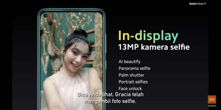 Redmi Note 9 Indonesia
