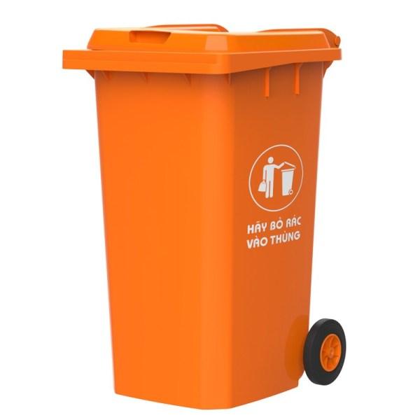 Lưu ý khi sử dụng thùng rác nhựa cho gia đình