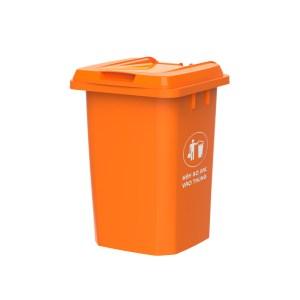Cách sử dụng thùng rác nhựa Duy Tân hợp vệ sinh