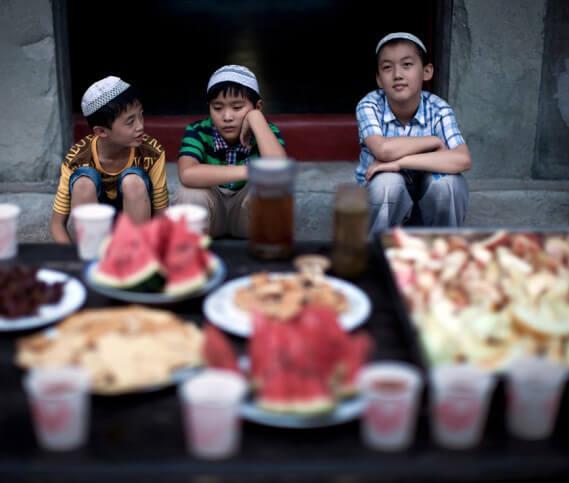 kata kata untuk sahabat muslim china