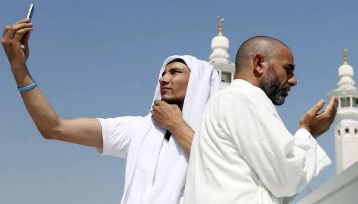 gaya foto selfie menurut islam