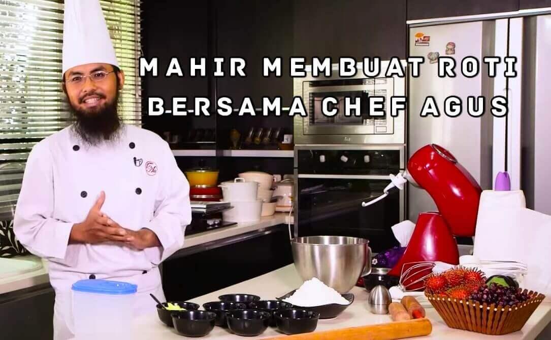 usaha roti bakery chef agus jamhari