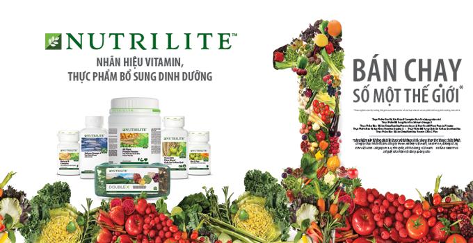 Thực Phẩm Bổ Sung Protein Thực Vật Của Amway Nutritlite
