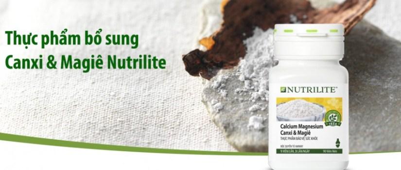 Nutrilite thương hiệu vì cuộc sống