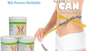 Sữa bột bột Protein Herbalife giảm cân có tốt không?