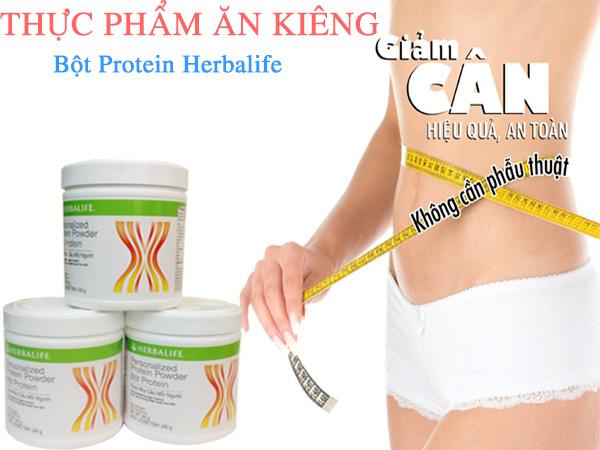 sữa bột bột Protein Herbalife để giảm cân có tốt không