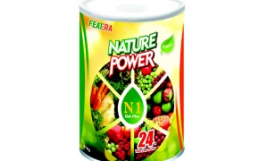 Dinh dưỡng toàn diện Nature Power N1 Diet Plus Featera 3H Global