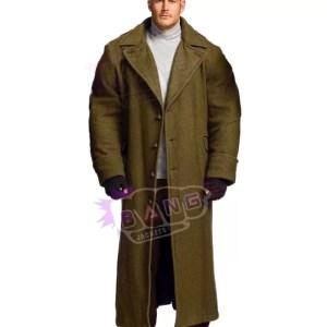 Get Umbrella Academy Tom Hopper Long Trench Rain Coat
