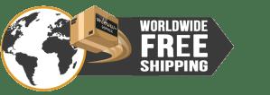 World Wide Free Shipping US UK EU AU etc.
