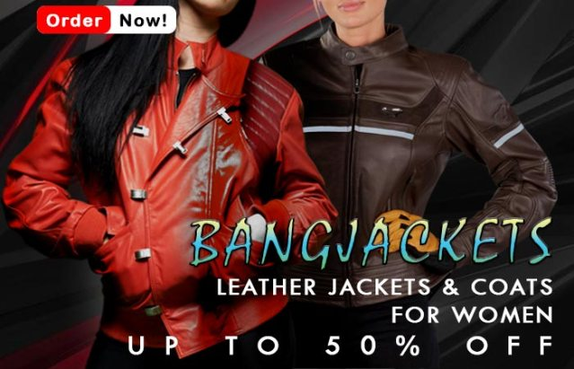 Buy Womens Biker, Winter, Summer, Caferacer, Distressed jackets and coats