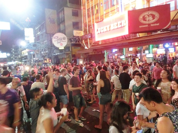 Khaosan road disco