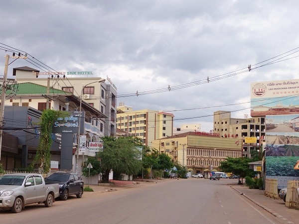 SNK hotel vientiane hotel and Tihao Hotel