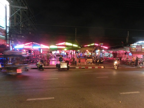 Pattaya BarBeer Night Bazaar