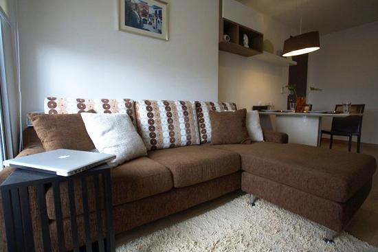 Parkland Taksin-Thapra | 2 bedroom condo for rent